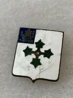 Authentic WWII US Army 47th Infantry Regiment Insignia DUI Unit Crest
