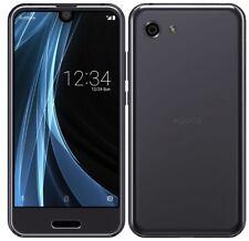 SHARP SH-M06 AQUOS R COMPACT MINI ANDROID PHONE NEW UNLOCKED JAPAN BLACK R2