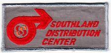 SOUTHLAND DISTRIBUTION CENTER - Vintage BUSINESS  PATCH
