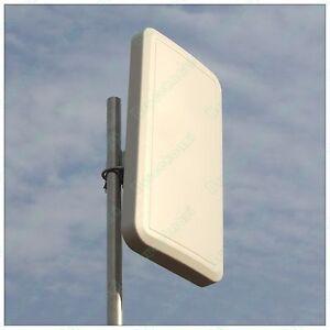 18dBi 2.4Ghz Wlan WIFI Wireless Directional Panel Antenna N Female AMXW-2400-18A