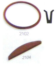 "DCI Door Gasket Seal for Pelton & Crane Delta / Validator 8"" Dental Autoclave"