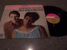 "Billy Vera & Judy Clay ""Storybook Children"" SOUL LP"