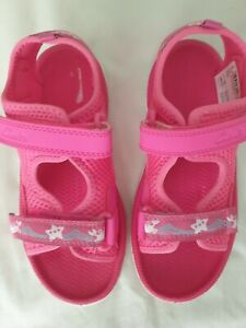 Clarks Doodles Star Games sandals 11 F (Eur 29) pink