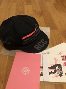Brand New Rapha RCC Members Cap 2021 Limited Edition with Rapha Cards
