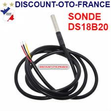 Ds18b20 Capteur De Température Capteur thermique étanche en acier inoxydable