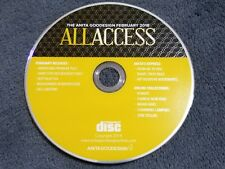 Anita Goodesign All Access February 2018 (Cd ONLY) $500.00 Value (All Complete)