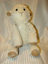 "Scentsy Buddy Lenny Lamb 15"" Sheep Off White Beige No Scent Pack"