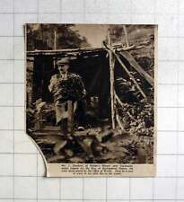 1936 Mr J Stanford Of Badgers Mount Near Sevenoaks, Faggots For Palace