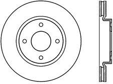 Disc Brake Rotor fits 2007-2014 Nissan Cube Sentra Versa  STOPTECH