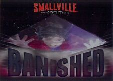 Smallville Season 5 Case Topper Card CL-1 Banished from Inkworks