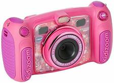 VTech 507153 Kidizoom Duo 5.0, Pink
