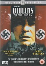 AND THE VIOLINS STOPPED PLAYING - Complete TV Drama. A True Story (DVD 2003)