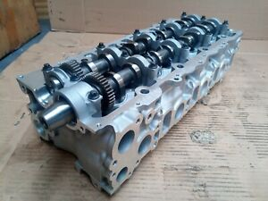 Complete 2KD-FTV Cylinder Head. Toyota hiace hilux 2.5 CRD