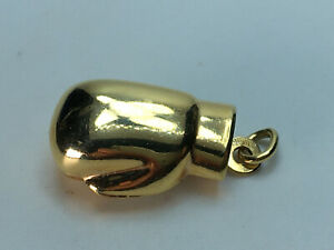 9 Ct Gold Boxing Glove  Pendant