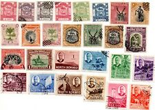 commonwealth stamps, north borneo