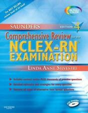 Saunders Comprehensive Review for the NCLEX-RN Examination 4 edition