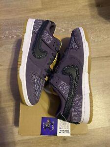 "Nike Dunk Low ""N7/ Purple/ Black"" Mens Size 7.5, 12, 13, 14 - DJ3210-991"
