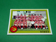 N°328 EQUIPE TEAM NIMES OLYMPIQUE D2 PANINI FOOT 94 FOOTBALL 1993-1994