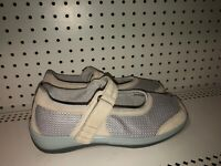 Orthofeet Chattanooga Womens Orthotic Mary Jane Comfort Shoes Size 9.5 2E WIDE
