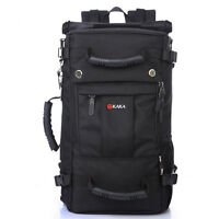 Men Women Backpack Shoulder Bag Handbag Laptop Bag Schoolbag Daypack Travel Bag