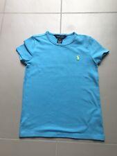RALPH LAUREN Tee Shirt fille Bleu 6 X
