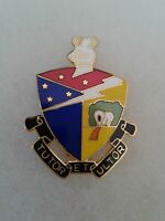 Authentic US Army Air Corps 49th Fighter Group Unit DI DUI Crest Insignia