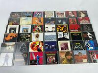 CD Sammlung Alben 43 Stück Rock Pop Hits viele bekannte Namen - siehe Bilder