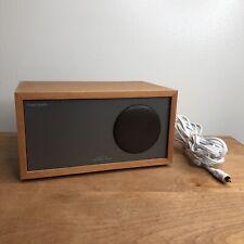 New listing Tivoli Audio Model Two Am/Fm Stereo Extra Extension Speaker Only Henry Kloss