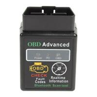 V02H2 Mini ELM327 Bluetooth 2.0 HH OBD2 V1.5 Car Diagnostic Tool Scanner