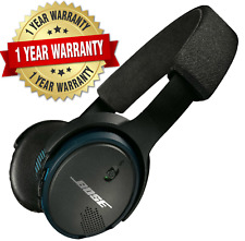 Bose SoundLink on-ear (OE) Bluetooth Headband Wireless Headphones - Black