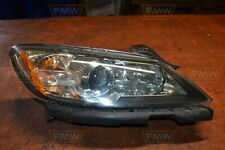 09-11 S2 RX8 RX-8 R3 OEM Passenger RH HID Xenon Headlight Head Light Assembly