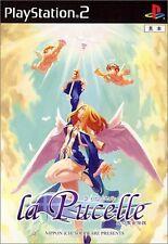 Used PS2 La Pucelle: Hikari no Seijo Densetsu Japan Import (Free Shipping)