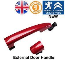 GENUINE PEUGEOT 207//308//PARTNER//EXPERT MK3 DOOR HANDLE COVERS 9101JR