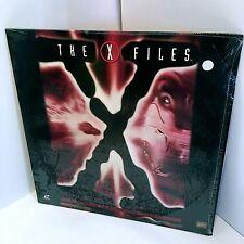 X-Files Laserdisc Episodes 1x12 & 1x16 (PRISTINE CONDITION)