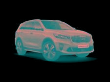 Diesel Sorento Parking Sensors Cars