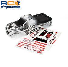 Traxxas Body Stampede 4X4 Prographix/Decal Sheet TRA6714