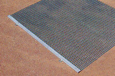 Steel Monster Drag Mat - 6' x 4' - Baseball/Softball Field Maintenance
