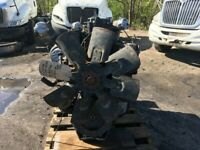 1992 Cummins N14E Diesel Engine, 330HP, Approx. 171K Miles. All Complete