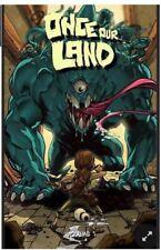 ONCE OUR LAND #1 - Retailer Neil Googe Variant - Ltd. 300 - Scout Comics!