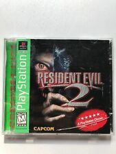 Resident Evil 2 Greatest Hits (Sony PlayStation 1, 1998) Rare GH Version PS1 CIB