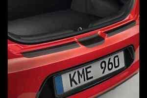 Genuine Kia Cee'd 2012-on Rear Bumper Protection Foil - Black - A2272ADE00BL