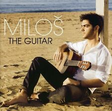 Guitar - Milos Karadaglic (2011, CD NIEUW)2 DISC SET