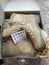 Meindl Desert Fox boots Size 9, never been worn.