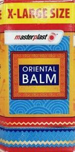 1 x Oriental Balm Warm Massaging Muscle Rub Soothing Sensation Size XL
