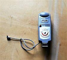 Vintage Optina Japan made 1960s Camera Flash Reflector AG-1 M2 No.5 w/case