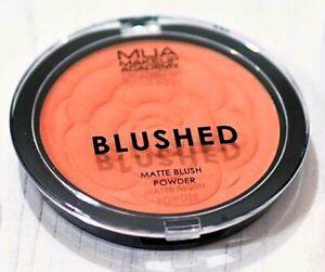 MUA BLUSHED MATTE BLUSH POWDER PAPAYA WHIP NEW & SEALED £3.99 FREE POST