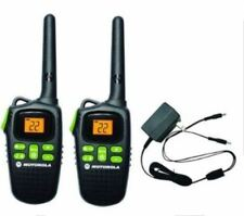 Motorola MD200R 20-Mile Talkabout Two 2 Way Radios Walkie Talkie