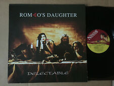 ROMEO'S DAUGHTER ‎– Delectable 1993  UK  vinyl LP