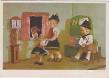 Puppenkarte 1959 ! Käte Kruse Puppen ?