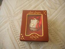 Lenox Just Jingles Bow Bell, Christmas Ornament